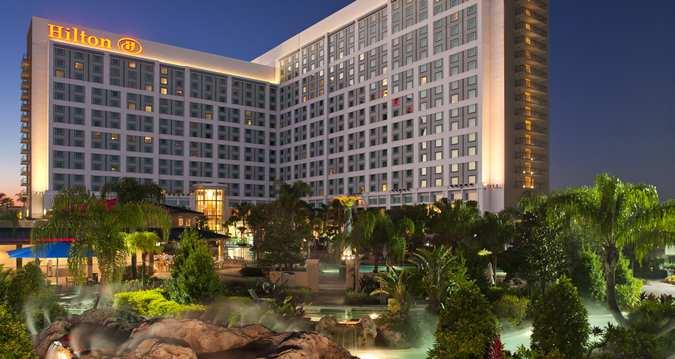 Hilton Orlando Relaxation